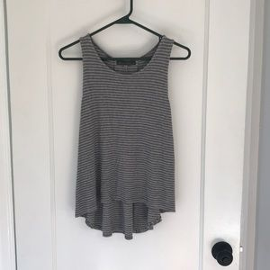 Rose and Olive tank top - s